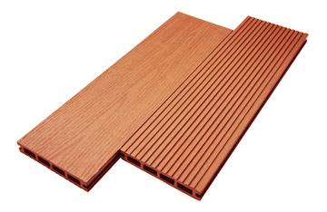 Wood Square Deck